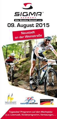12. SIGMA Sport Bike Marathon 2015 @ Neustadt an der Weinstraße | Neustadt an der Weinstraße | Rheinland-Pfalz | Deutschland