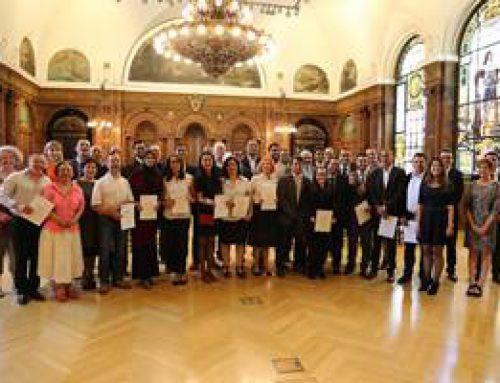 Heidelberg: Mediziner aus aller Welt schließen 4. Fortbildungskurs ab